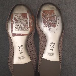 Tory Burch Shoes - Tory Burch Rory crochet flats